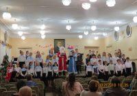 Новогодний концерт в ДМШ