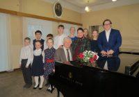 Концерт класса А.С. Баженова